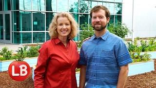 Long Beach Public Library Learning Garden   Vlog
