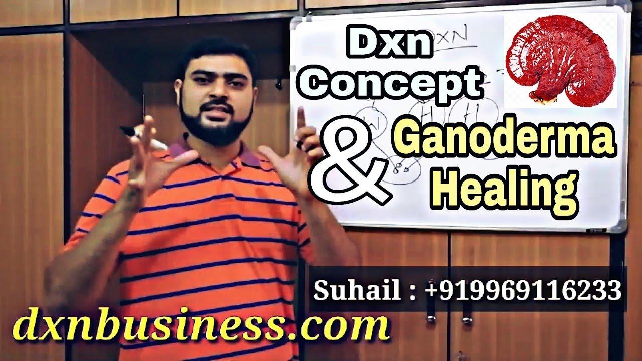 Dxn Concept & Ganoderma Healing (Hindi/Urdu)