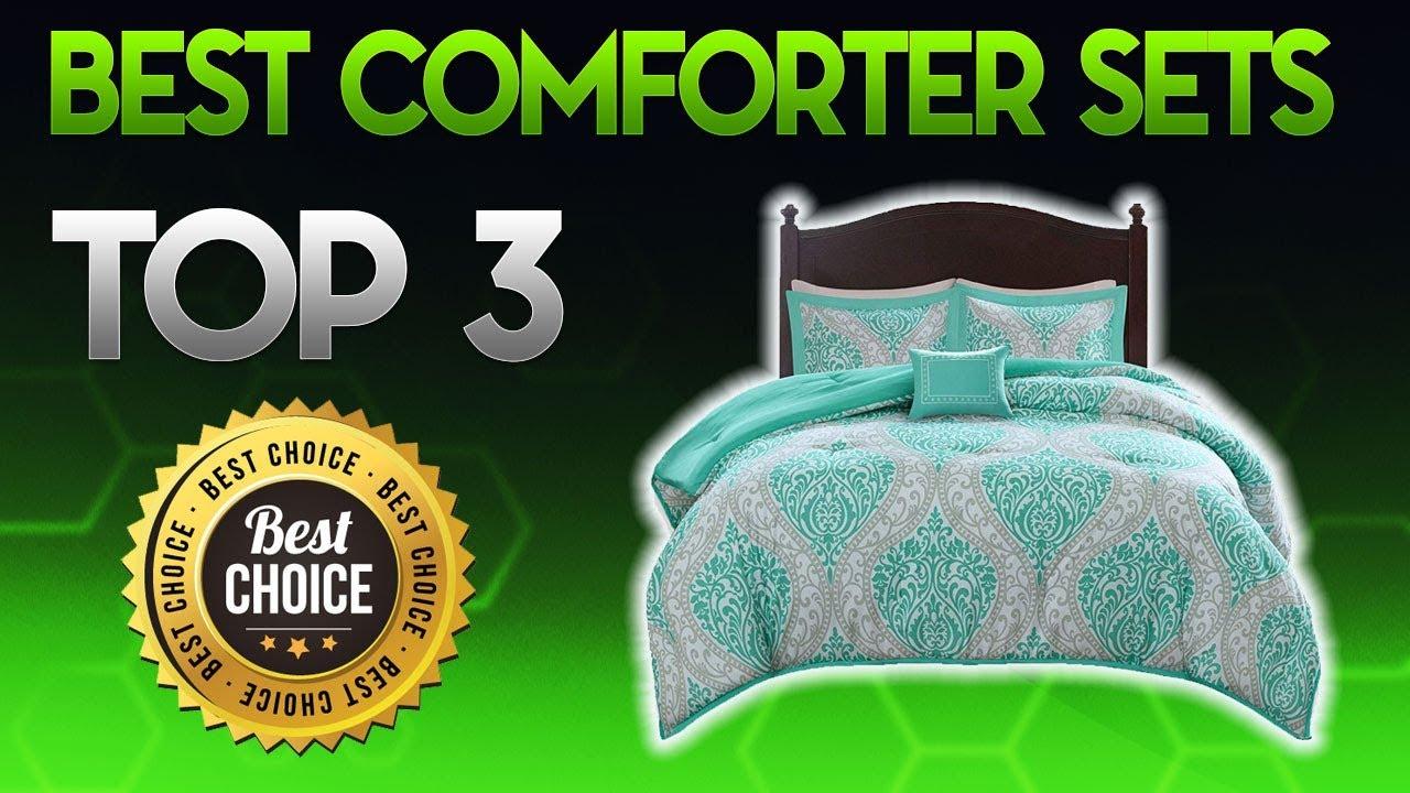 best comforter sets 2020