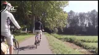 Aline a testé pour vous une balade à vélo autour de Dole