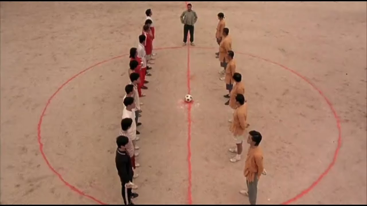 Download Shaolin Soccer (1/5) - First Match in Hindi
