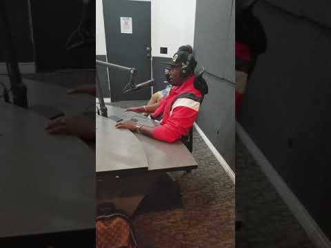 Amin Joseph  on MYGUYMARSRADIO l