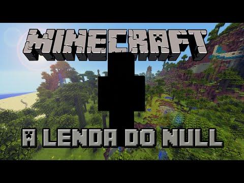 Minecraft : Mistérios do Mundo Mine! #2 A lenda de Null