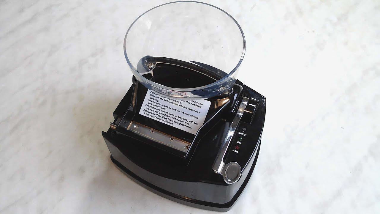 Машинка для набивки сигаретных гильз,электрическая