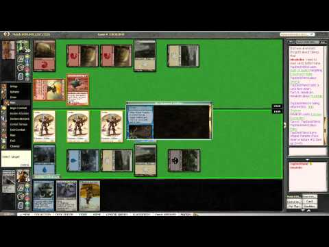 Topdecking with the Fiend #1 - TPF Draft 1 Round 2