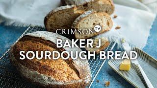Crimson TV Ep 5: Baker J Sourdough Bread