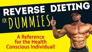 Reverse Dieting for Dummies | Tiger Fitness