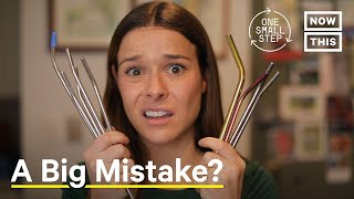 Did Ditching Plastic Straws Do More Harm Than Good? | One Small Step