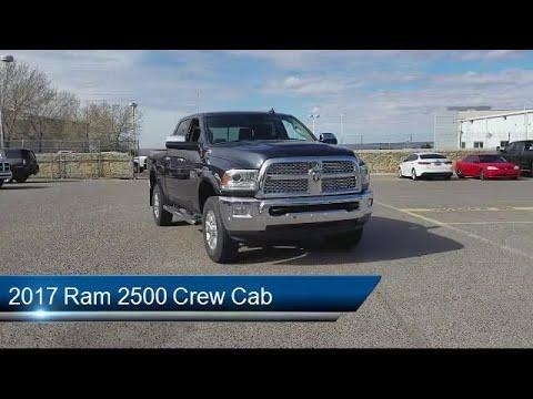 2017 Ram 2500 Crew Cab Laramie For Sale Las Cruces