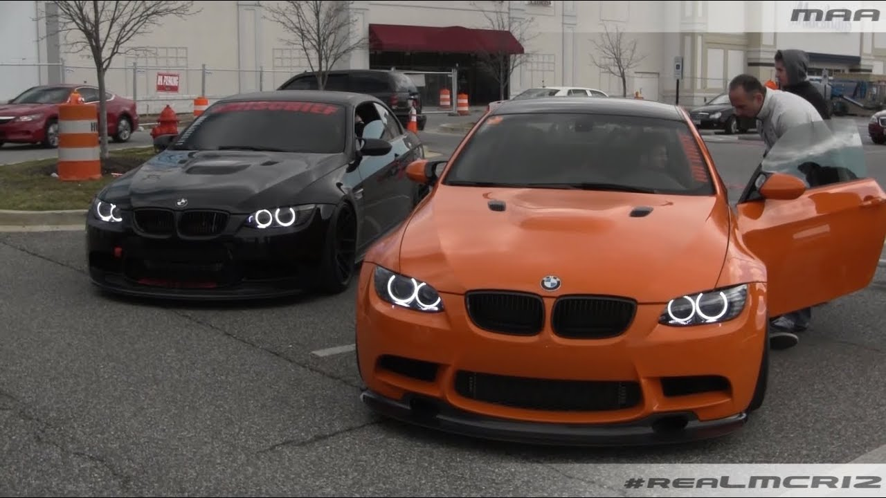 Blacked Out BMW M3 || Lime Rock Park Edition BMW M3   YouTube