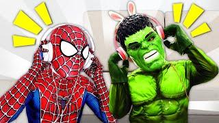 슈퍼히어로 헐크의 바른생활 놀이!! Superhero …