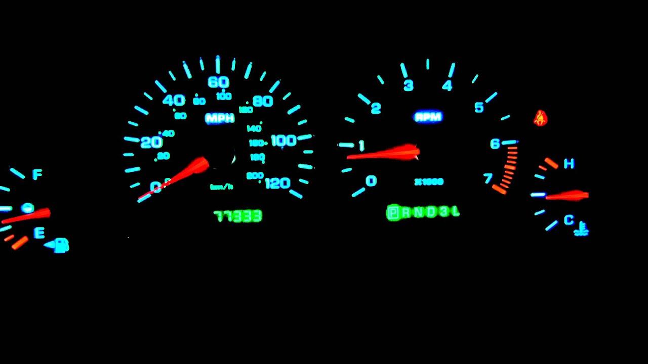 2004 Caravan Dash Light Wiring Schematics Diagrams Cj7 Diagram Dodge Grand Conversion Youtube 66 Mustang 1971 Chevelle