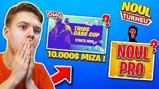 JUCAM LA TURNEUL *OFICIAL* DE 10.000$ ! - NOUL PRO PLAYER din TEAM TRY !