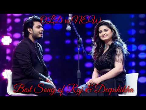 Old And Mashup Song- Best Of Raj & Deepshikha
