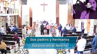 Familiares y amigos de Jessica González, ofrecieron una misa presencial y virtual con el fin de despedir a la joven de 21 años, y quien fue asesinada en Morelia