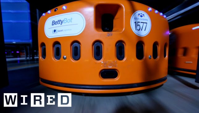 High-Speed Robots Part 1: Meet BettyBot in