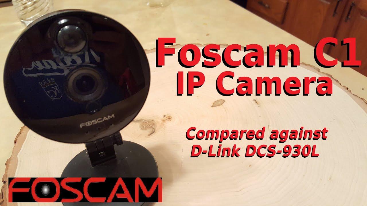 Foscam C1 IP Camera Review