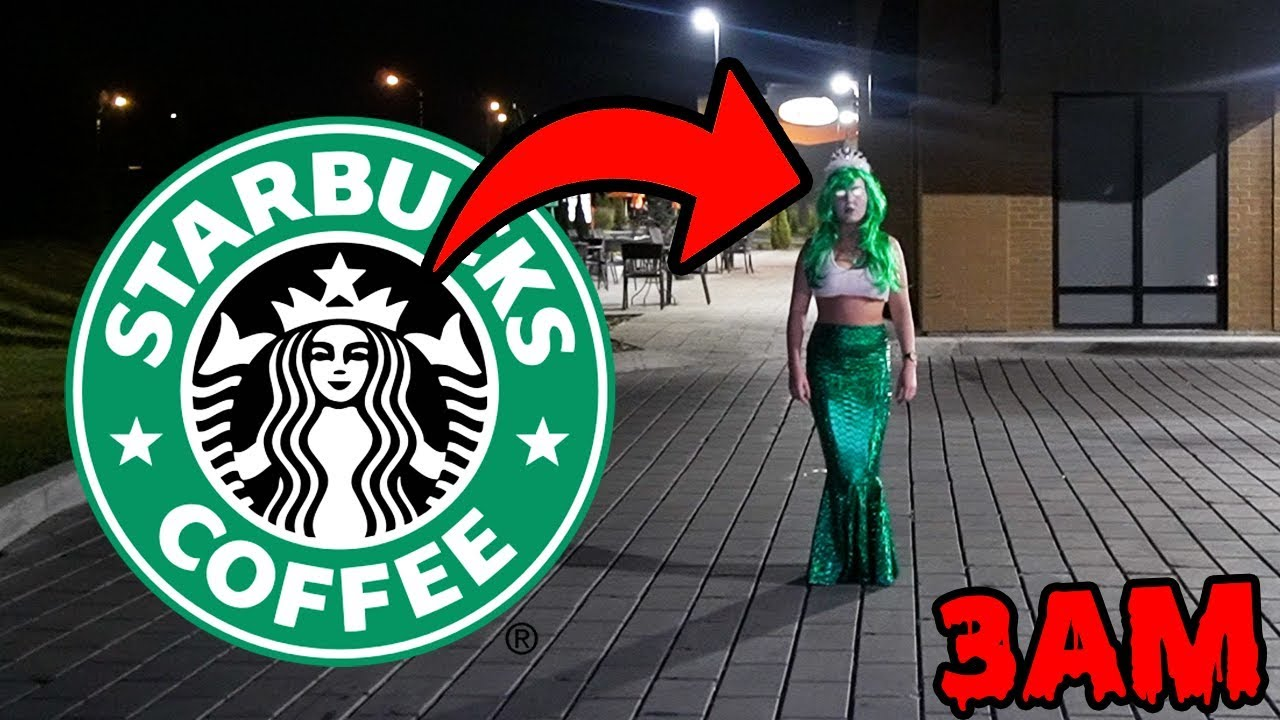 Download DONT GO TO STARBUCKS OVERNIGHT OR STARBUCKS.EXE WILL APPEAR | HAUNTED STARBUCKS MERMAID GHOST APPEAR