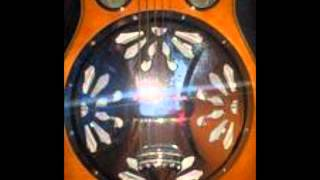 Donna Lee on a dobro (slow version)
