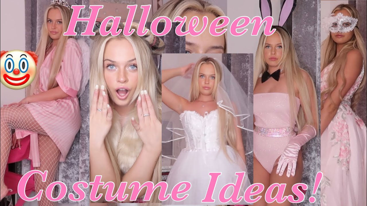 20+ HALLOWEEN OUTFIT IDEAS 2020!!🎃💕