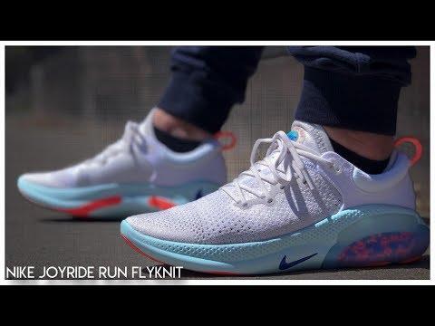 Nike Joyride Run Flyknit , YouTube