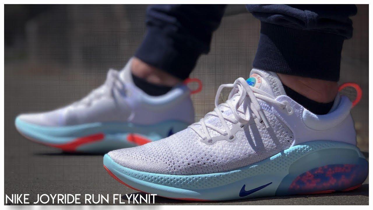 Nike Joyride Run Flyknit - YouTube