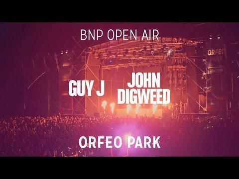 John Digweed, Guy J - Orfeo Park 2016 - BNP Open Air