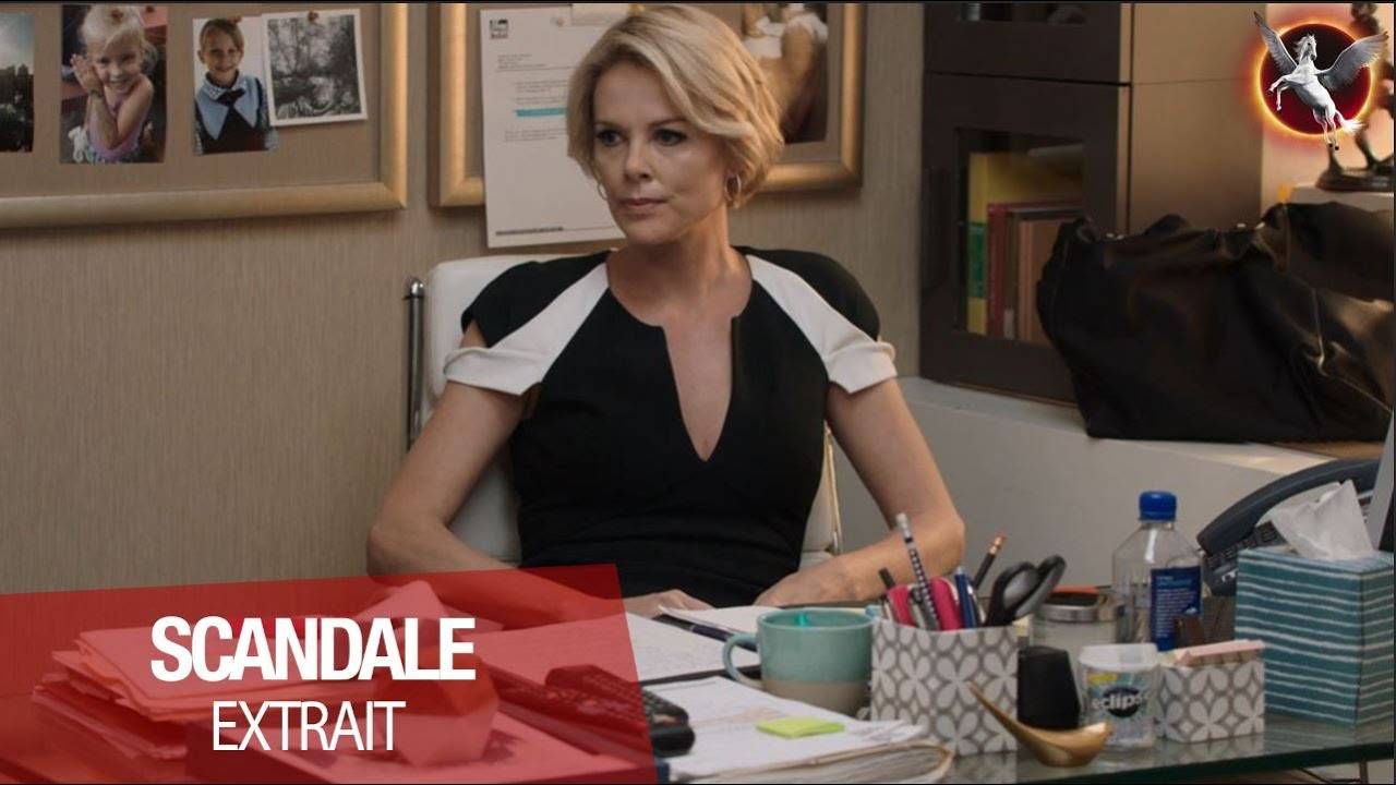 SCANDALE - Extrait Charlize Theron VOST