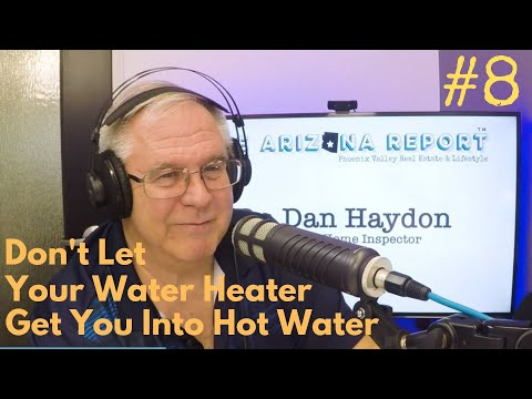 Don't Let Your Water Heater Get You Into Hot Water #8