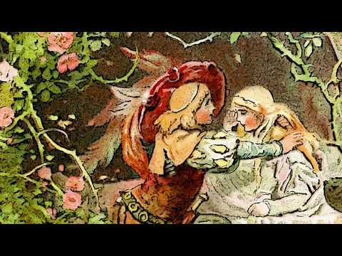 Sleeping Beauty from the Brothers Grimm