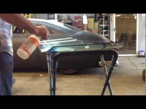Cut windshield chop top custom auto glass how to laminated