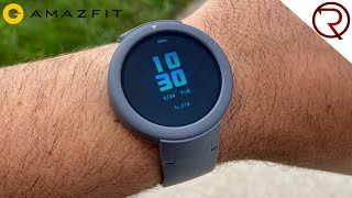 Amazfit Verge Lite Review - An Affordable Fitness Smart Watch with GPS