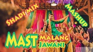 Sindhi Mashup 2019 | Mast Malang | Mast Jawani | Saad Alavi | Shadi Mix