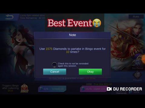 El mejor evento de MOBILE LEGENDS Bang Bang : Best Event of ML thumbnail