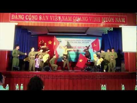 [Múa] Đất Nước Trọn Niềm Vui - DVI - Đại học Sài Gòn