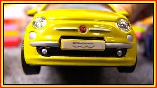 5-CAR CRASH Compilation #4! Bussy & Speedy Bburago Toy Car Construction for kids. Videos for kids