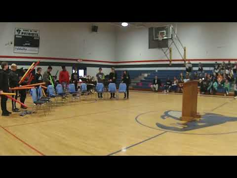 Powdersville Middle School Boomwackers- Diverse City