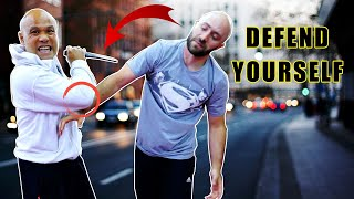How to Defend yourself from an attacker