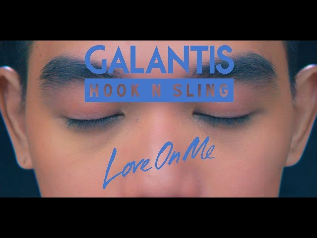 LOVE ON ME - Galantis