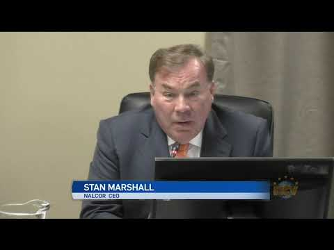 Stan Marshall Testifies at Muskrat Falls Inquiry, June 28, 2019 thumbnail