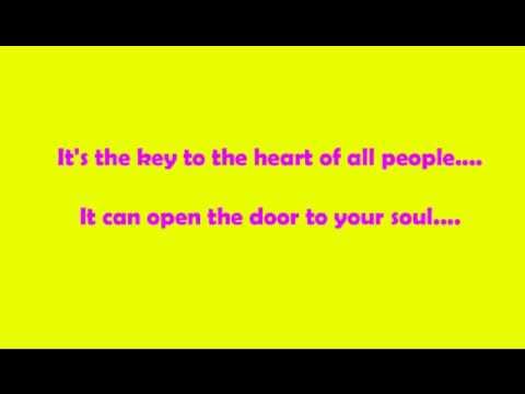 Music Is The Key with lyrics