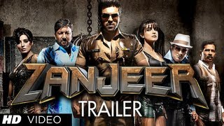 Zanjeer Trailer 2013 Hindi Movie | Ram Charan, Priyanka Chopra, Prakash Raj,Sanjay Dutt