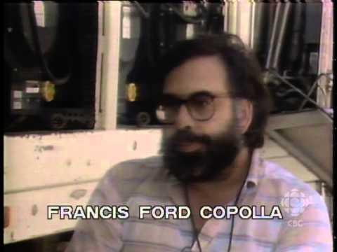 Matt Dillon & Francis Ford Copolla Talk Rumble Fish, 1983: CBC Archives | CBC
