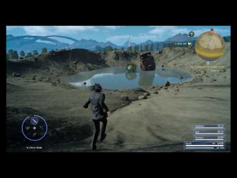 FINAL FANTASY XV All DLC Bounty hunting no stoping the great stink