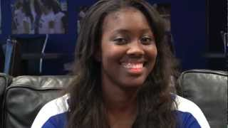 Memphis Volleyball: Vote Altrese Hawkins for Senior Class Award
