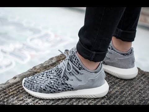 huge selection of 7a9e1 4f6d9 Unboxing Review sneakers Adidas Tubular Entrap W BA7100