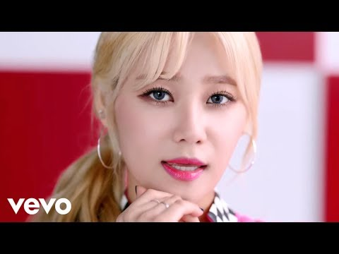 AOA - 「愛をちょうだい feat. TAKANORI NISHIKAWA (T.M.Revolution)」 -Music Video-