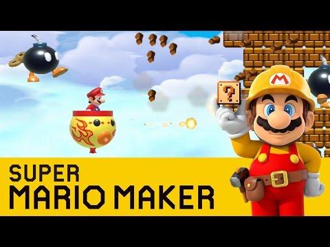 Super Mario Maker -  Bomb Bounce