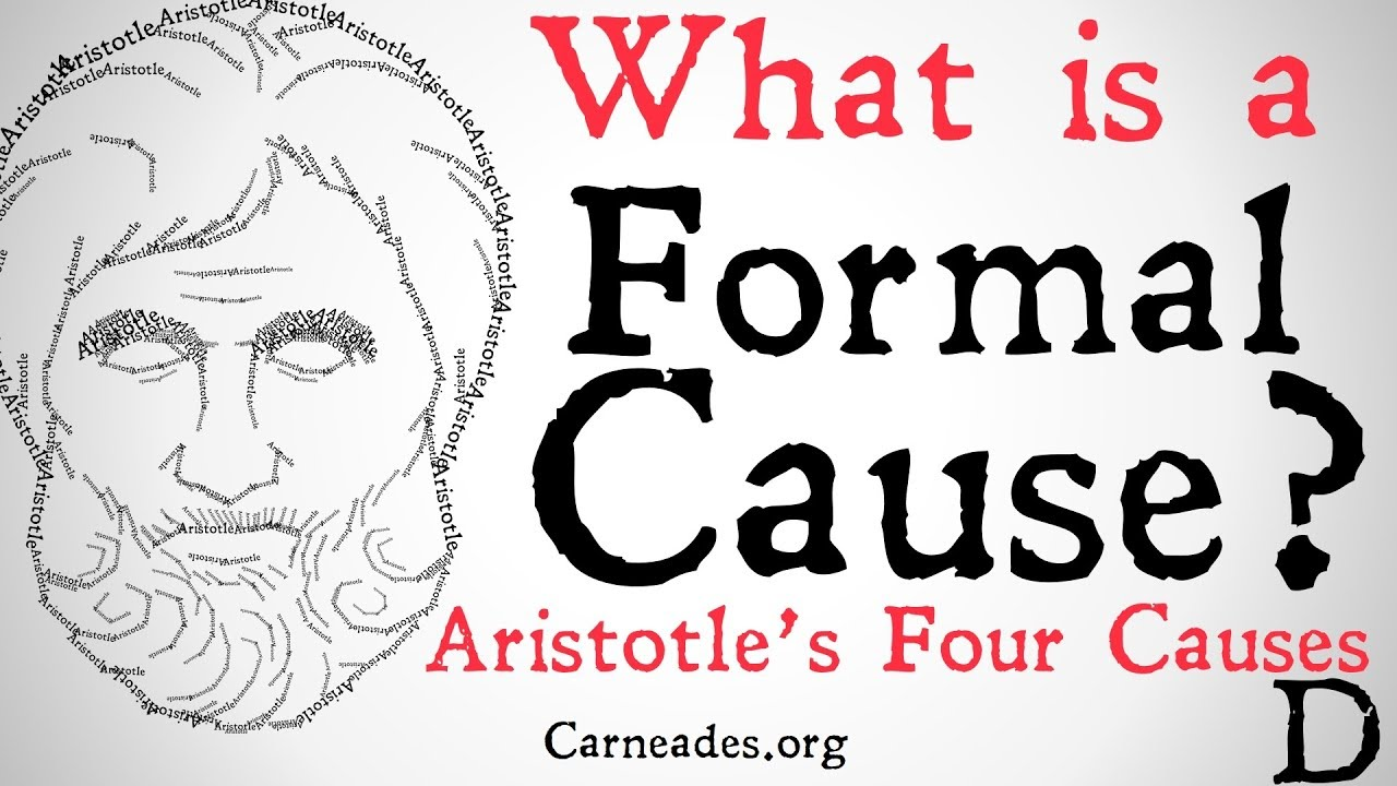 aristotle s four causes Each of the four kinds of aitia aristotle distinguishes answers a different kind of question aristotle however, thinks there are final causes in nature even where.