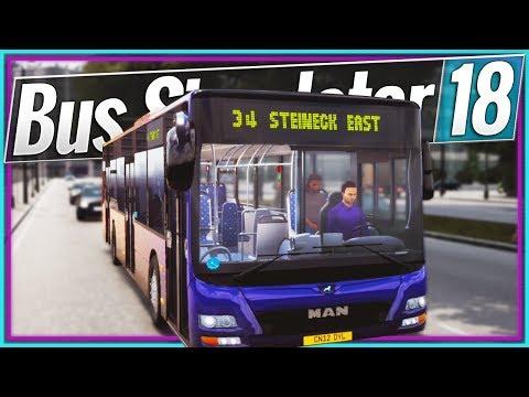 Bus Simulator 18 | WESTFIELD (#8)